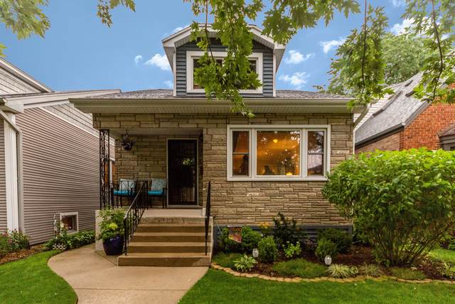 5921 N Leonard Avenue, Chicago, IL 60646 (MLS #10494157) :: The Perotti Group | Compass Real Estate