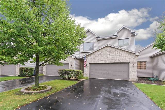 123 Deer Run Lane, Elgin, IL 60120 (MLS #10494168) :: Suburban Life Realty