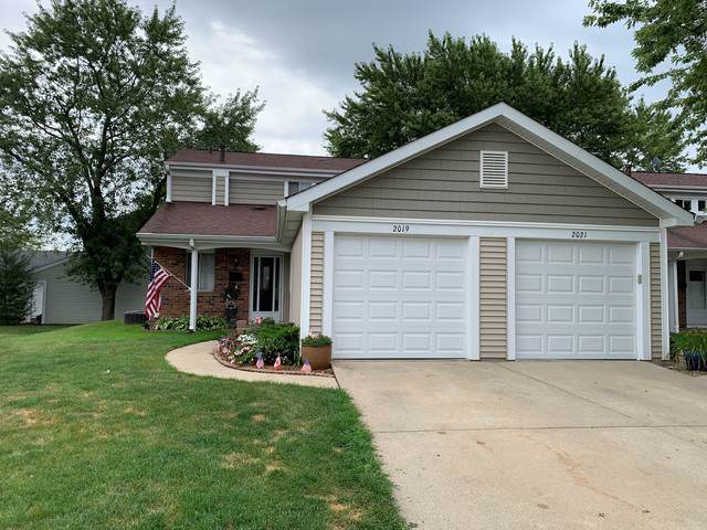 2019 Raleigh Place, Hoffman Estates, IL 60169 (MLS #10494176) :: Suburban Life Realty