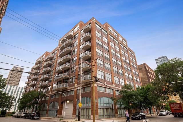 933 W Van Buren Street #417, Chicago, IL 60607 (MLS #10494185) :: Touchstone Group