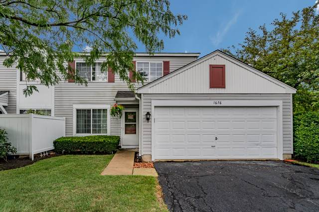 1676 Normantown Road #444, Naperville, IL 60564 (MLS #10494221) :: Angela Walker Homes Real Estate Group