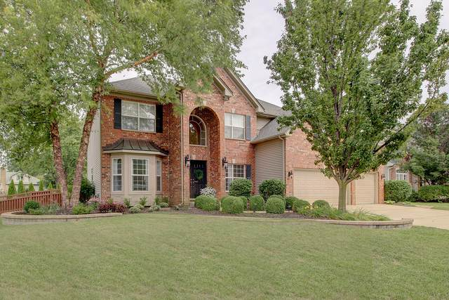 26127 Whispering Woods Circle, Plainfield, IL 60585 (MLS #10494227) :: Littlefield Group