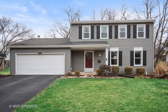 471 Sunnybrook Lane, Wheaton, IL 60187 (MLS #10494230) :: The Wexler Group at Keller Williams Preferred Realty