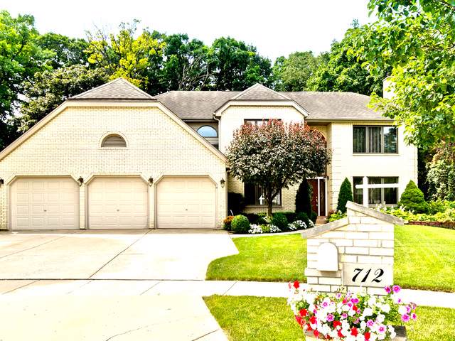 712 Catino Court, Roselle, IL 60172 (MLS #10494233) :: Berkshire Hathaway HomeServices Snyder Real Estate