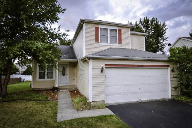 2222 Candlewood Drive, Plainfield, IL 60586 (MLS #10494253) :: Littlefield Group