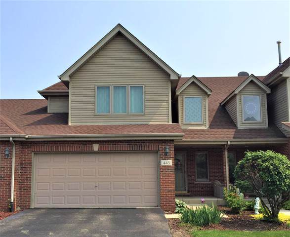 443 Lawrence Lane, Lisle, IL 60532 (MLS #10494269) :: Berkshire Hathaway HomeServices Snyder Real Estate