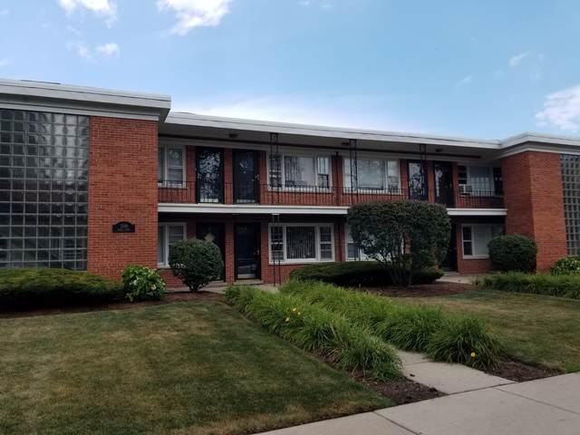 1348 Brown Street #11, Des Plaines, IL 60016 (MLS #10494270) :: Berkshire Hathaway HomeServices Snyder Real Estate