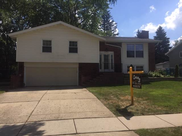 403 Desmond Drive, Schaumburg, IL 60193 (MLS #10494294) :: Berkshire Hathaway HomeServices Snyder Real Estate