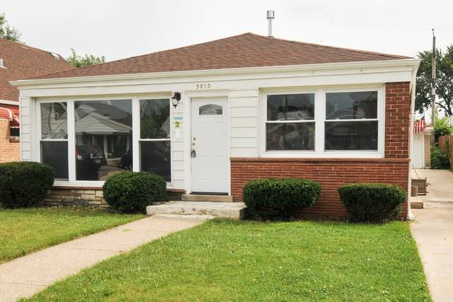 3813 W 77th Street, Chicago, IL 60652 (MLS #10494302) :: The Wexler Group at Keller Williams Preferred Realty