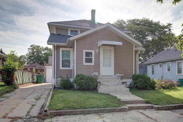 620 Clement Street, Joliet, IL 60435 (MLS #10494304) :: The Wexler Group at Keller Williams Preferred Realty