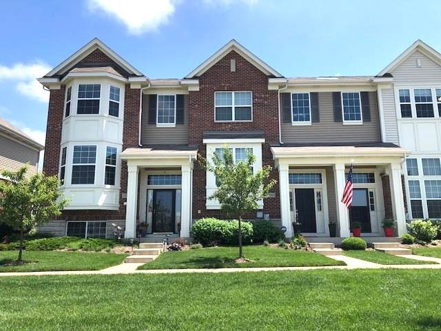 15367 Sheffield Square Parkway, Orland Park, IL 60462 (MLS #10494322) :: The Wexler Group at Keller Williams Preferred Realty