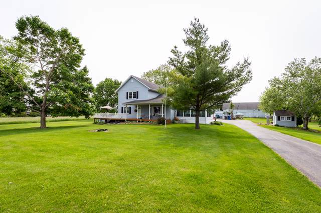 9060 N 11000E Road, Grant Park, IL 60940 (MLS #10494323) :: Berkshire Hathaway HomeServices Snyder Real Estate