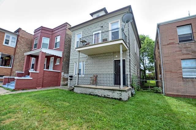 148 E 22nd Street, Chicago Heights, IL 60411 (MLS #10494333) :: Berkshire Hathaway HomeServices Snyder Real Estate