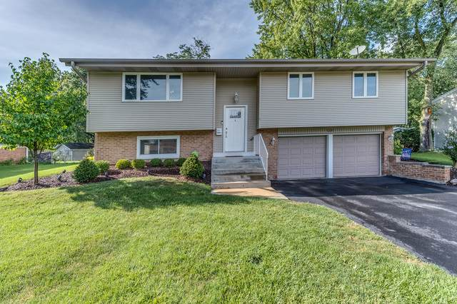 1504 W Weathersfield Way, Schaumburg, IL 60193 (MLS #10494339) :: The Wexler Group at Keller Williams Preferred Realty