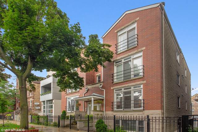 2333 N Leavitt Street 1S, Chicago, IL 60647 (MLS #10494340) :: Berkshire Hathaway HomeServices Snyder Real Estate