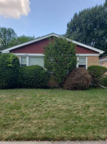 8634 Saint Louis Avenue, Skokie, IL 60076 (MLS #10494345) :: Property Consultants Realty