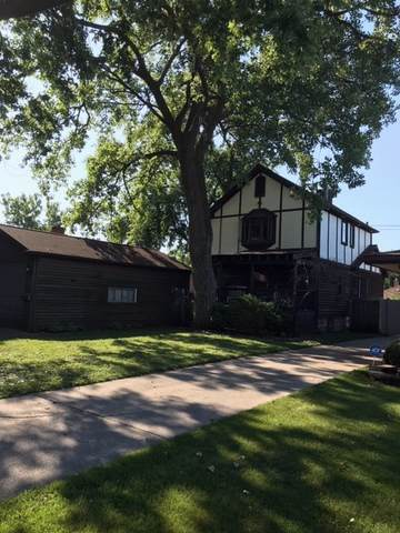 2923 W 102nd Place, Chicago, IL 60655 (MLS #10494373) :: Angela Walker Homes Real Estate Group