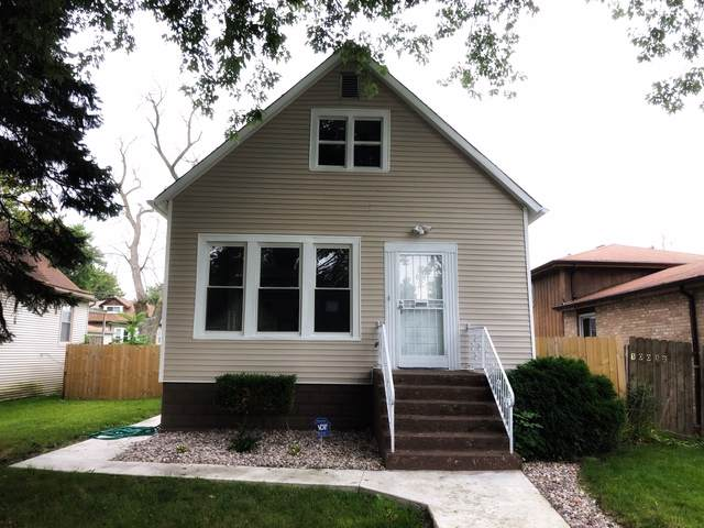 10034 S May Street, Chicago, IL 60643 (MLS #10494378) :: Angela Walker Homes Real Estate Group