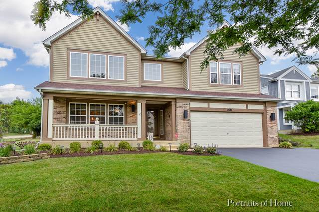 890 Oakwood Lane, South Elgin, IL 60177 (MLS #10494382) :: Berkshire Hathaway HomeServices Snyder Real Estate