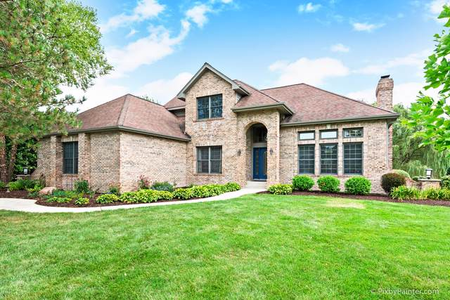 10318 Ridge Lane, Huntley, IL 60142 (MLS #10494384) :: Angela Walker Homes Real Estate Group