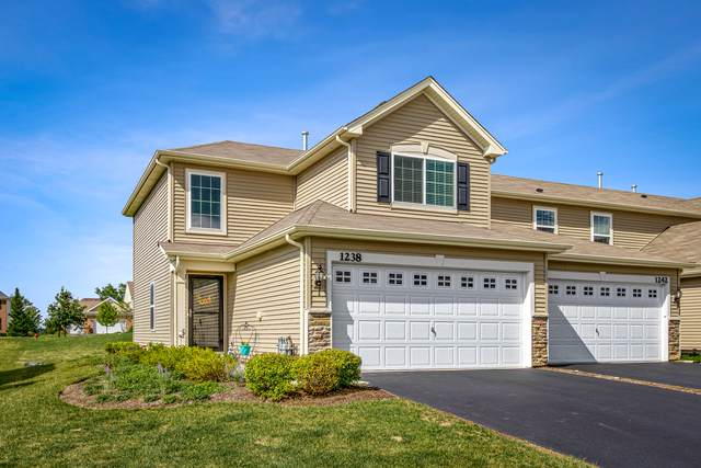1238 Davinci Drive #0, Hampshire, IL 60140 (MLS #10494392) :: Touchstone Group