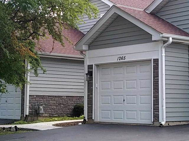 1265 Cranbrook Drive #000, Schaumburg, IL 60193 (MLS #10494395) :: Berkshire Hathaway HomeServices Snyder Real Estate