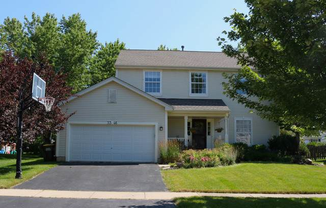 3346 Montgomery Drive, Lake In The Hills, IL 60156 (MLS #10494415) :: Angela Walker Homes Real Estate Group