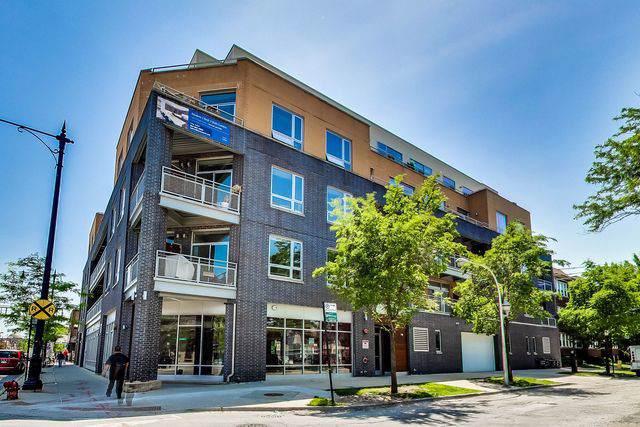 3201 W Leland Avenue #508, Chicago, IL 60625 (MLS #10494439) :: Angela Walker Homes Real Estate Group