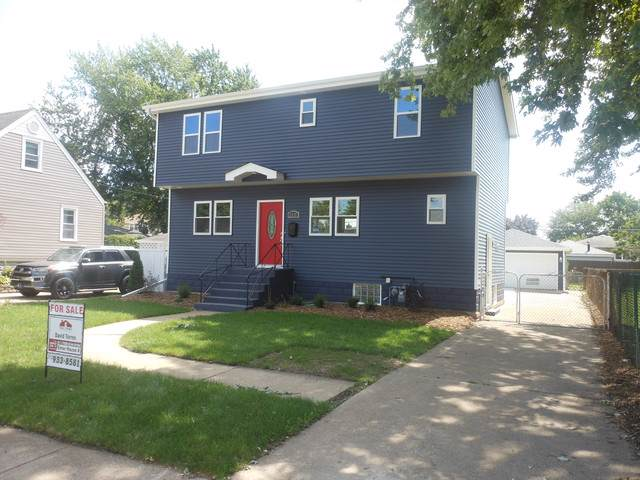 2929 W 99th Place, Evergreen Park, IL 60805 (MLS #10494448) :: Berkshire Hathaway HomeServices Snyder Real Estate