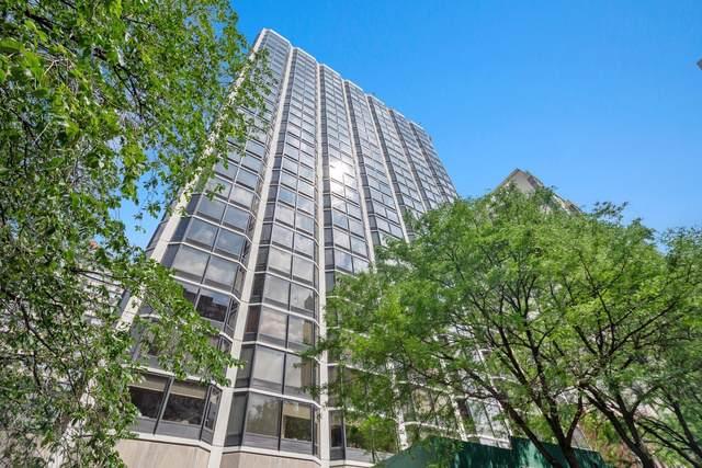 50 E Bellevue Place #1005, Chicago, IL 60611 (MLS #10494480) :: Angela Walker Homes Real Estate Group