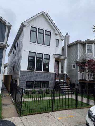 4153 N Claremont Avenue, Chicago, IL 60618 (MLS #10494487) :: Berkshire Hathaway HomeServices Snyder Real Estate