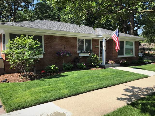 643 Park Plaine Avenue, Park Ridge, IL 60068 (MLS #10494501) :: Angela Walker Homes Real Estate Group