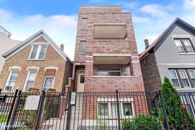 2435 W Augusta Boulevard #3, Chicago, IL 60622 (MLS #10494514) :: Property Consultants Realty