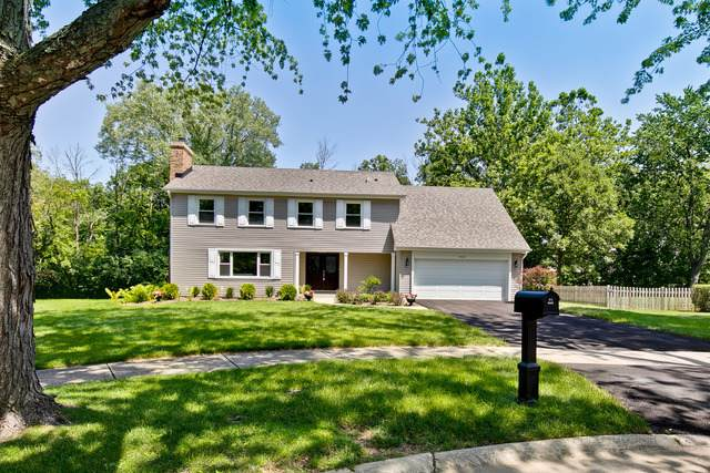 1485 Northwoods Circle, Deerfield, IL 60015 (MLS #10494516) :: Berkshire Hathaway HomeServices Snyder Real Estate