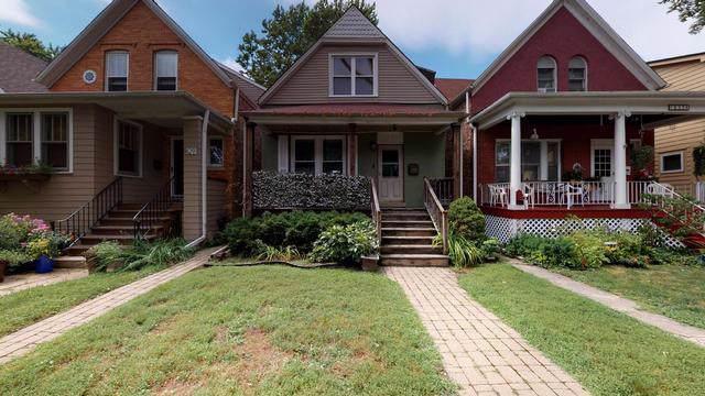 831 N Lombard Avenue, Oak Park, IL 60302 (MLS #10494522) :: Angela Walker Homes Real Estate Group