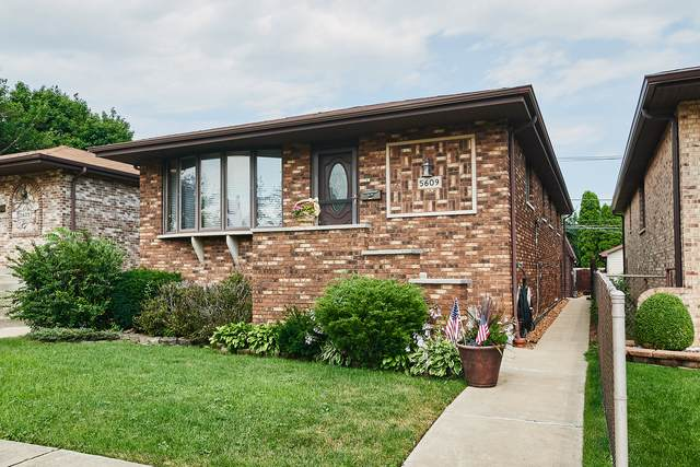 5609 S Newcastle Avenue, Chicago, IL 60638 (MLS #10494550) :: The Wexler Group at Keller Williams Preferred Realty