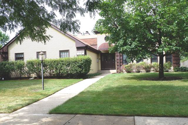 5S450 Scots Drive 15-D, Naperville, IL 60563 (MLS #10494560) :: The Wexler Group at Keller Williams Preferred Realty