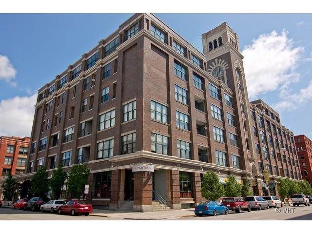 1000 W Washington Boulevard #405, Chicago, IL 60607 (MLS #10494583) :: Berkshire Hathaway HomeServices Snyder Real Estate