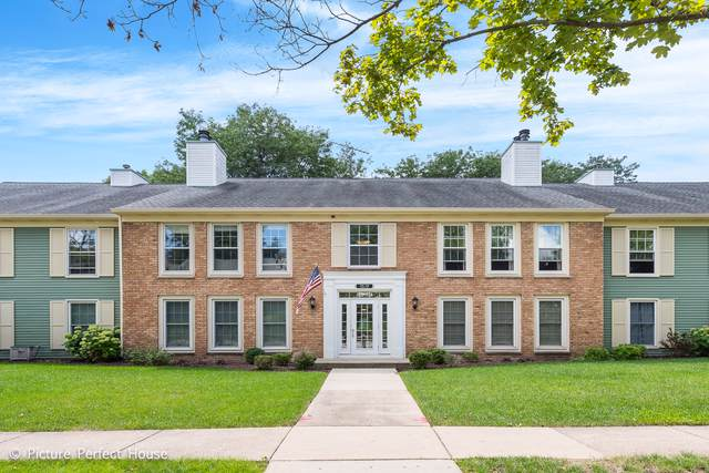 1120 Iroquois Avenue #1, Naperville, IL 60563 (MLS #10494596) :: The Wexler Group at Keller Williams Preferred Realty