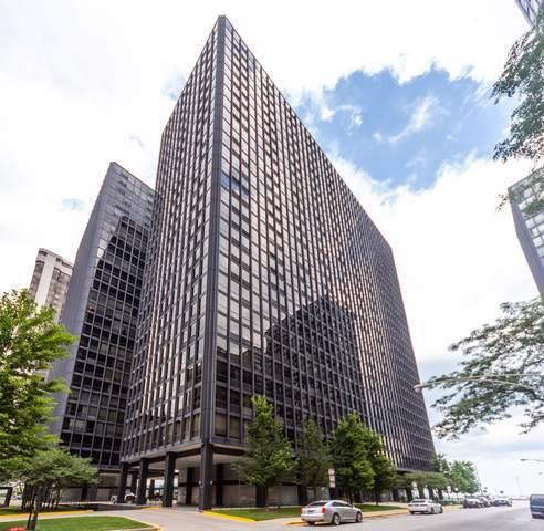900 N Lake Shore Drive 2709-11, Chicago, IL 60611 (MLS #10494612) :: Angela Walker Homes Real Estate Group