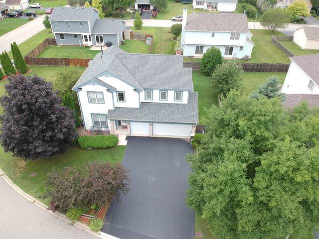 1056 Autumn Drive, Antioch, IL 60002 (MLS #10494617) :: Berkshire Hathaway HomeServices Snyder Real Estate