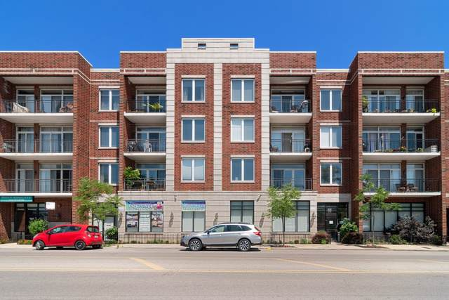 6444 W Belmont Avenue #208, Chicago, IL 60634 (MLS #10494658) :: The Wexler Group at Keller Williams Preferred Realty