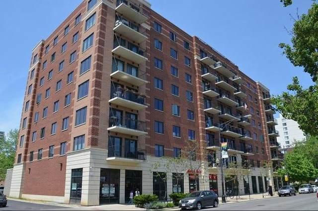 4848 N Sheridan Road #807, Chicago, IL 60640 (MLS #10494680) :: Angela Walker Homes Real Estate Group