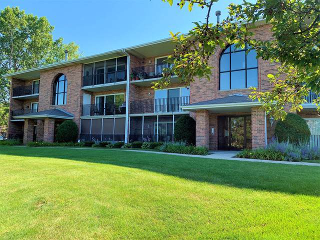 5646 158th Street #406, Oak Forest, IL 60452 (MLS #10494682) :: Berkshire Hathaway HomeServices Snyder Real Estate