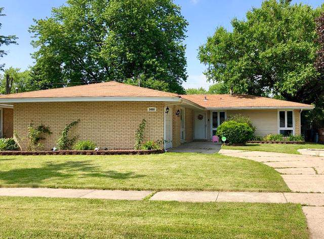 5460 Adeline Place, Oak Forest, IL 60452 (MLS #10494683) :: Berkshire Hathaway HomeServices Snyder Real Estate