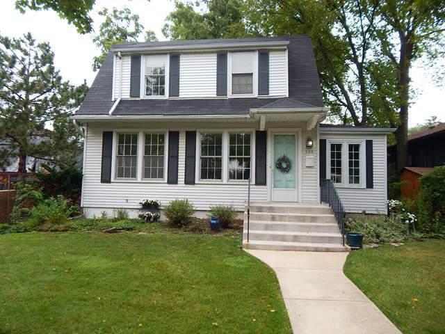 206 Columbia Avenue, Park Ridge, IL 60068 (MLS #10494711) :: The Wexler Group at Keller Williams Preferred Realty