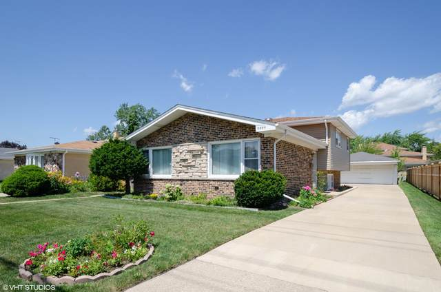 8224 W Ballard Road, Niles, IL 60714 (MLS #10494719) :: Berkshire Hathaway HomeServices Snyder Real Estate