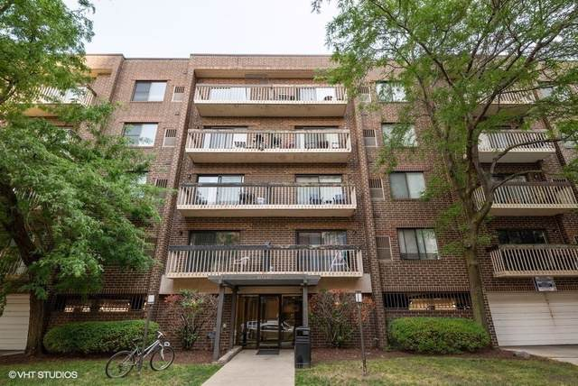 6102 N Sheridan Road #508, Chicago, IL 60660 (MLS #10494736) :: Berkshire Hathaway HomeServices Snyder Real Estate