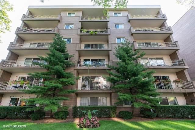 411 Ashland Avenue 4C, River Forest, IL 60305 (MLS #10494746) :: Angela Walker Homes Real Estate Group