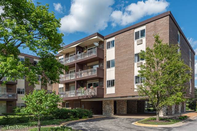 1311 S Finley Road #305, Lombard, IL 60148 (MLS #10494755) :: Angela Walker Homes Real Estate Group